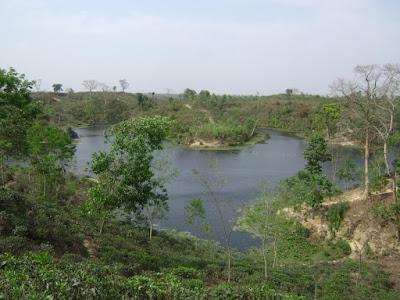 Madhabpur lake - Moulovibazar