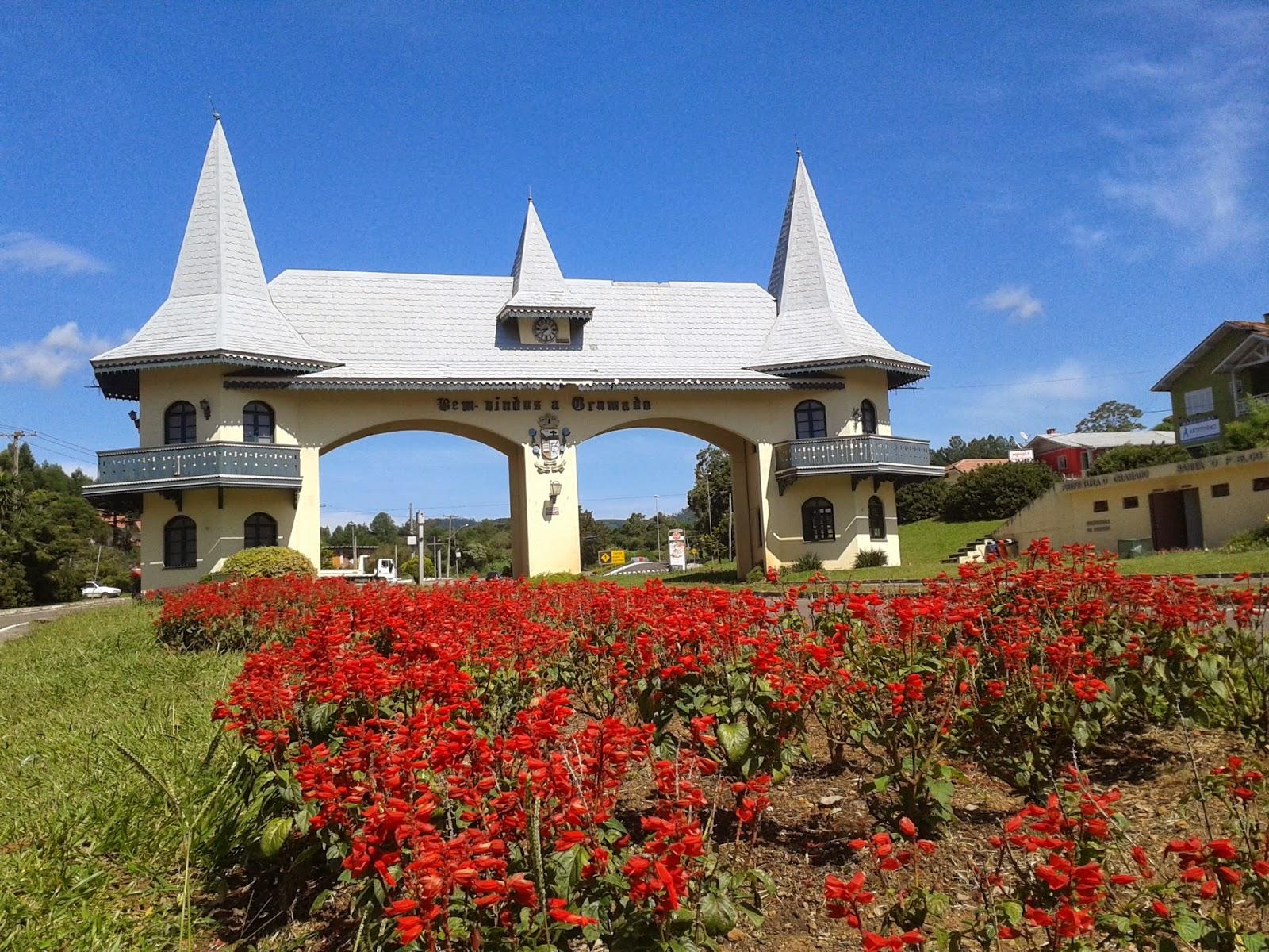 Portico Gramado via Taquara