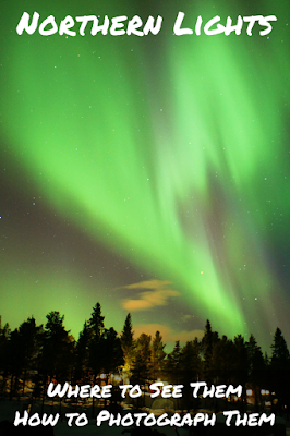 Travel the World: Everything you need to know about the Northern Lights including where you can see them and how to photograph them.