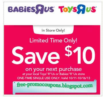 toys r us coupon code 2019