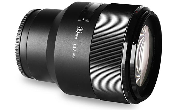 Объектив Meike 85mm f/1.8 для Sony E