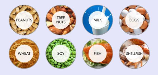 Pola Makan Untuk Menghindari Alergi