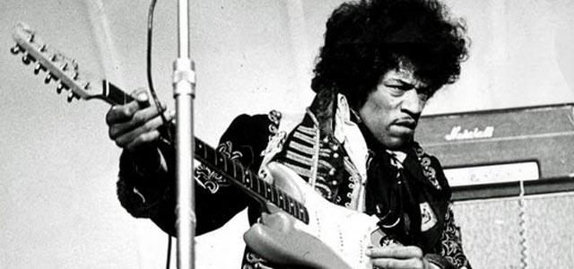 Jimi Hendrix asado