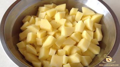 Supa de cartofi - etapa 2