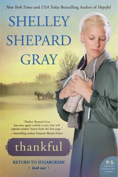Review - Thankful by Shelley Shepard Gray