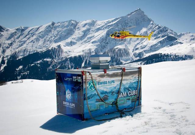 Swiss Alps Mining & Energy ICO