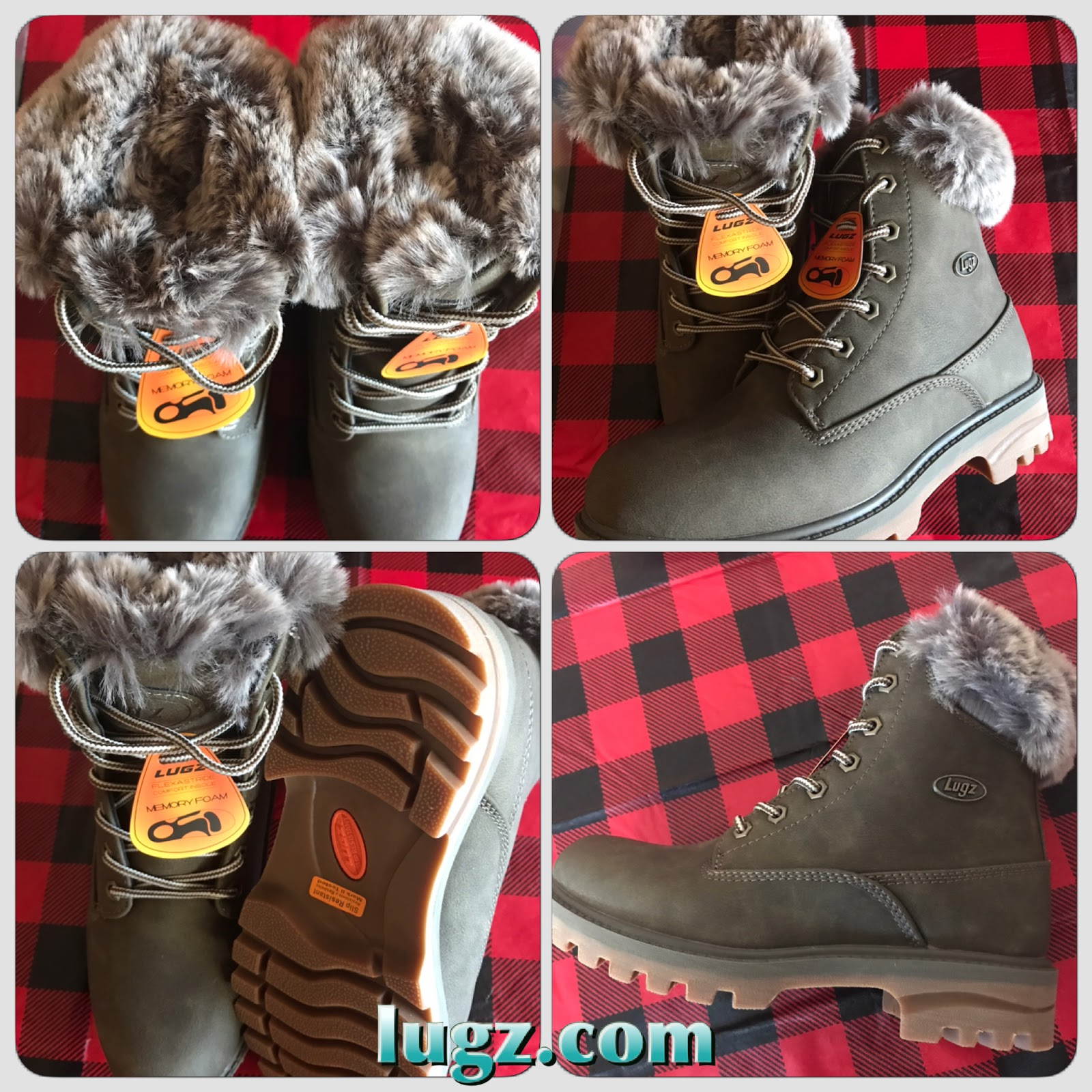 d479e0f01c60 Razzle Dazzle Styles  Reviews! GiveAways! Promo! Fashion Blogger   WOMEN S  EMPIRE HI FUR 6-INCH BOOT  84.99  LugzNYC  GiveawayAlert