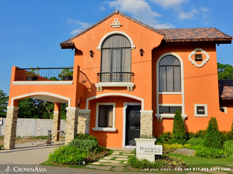Valenza - Murano | House and Lot for Sale Sta. Rosa Laguna