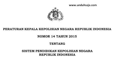 Perkap No 14 Tahun 2015