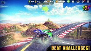 Off The Road Open World Driving OTR Mod Apk v1.2.0 Data Money Download
