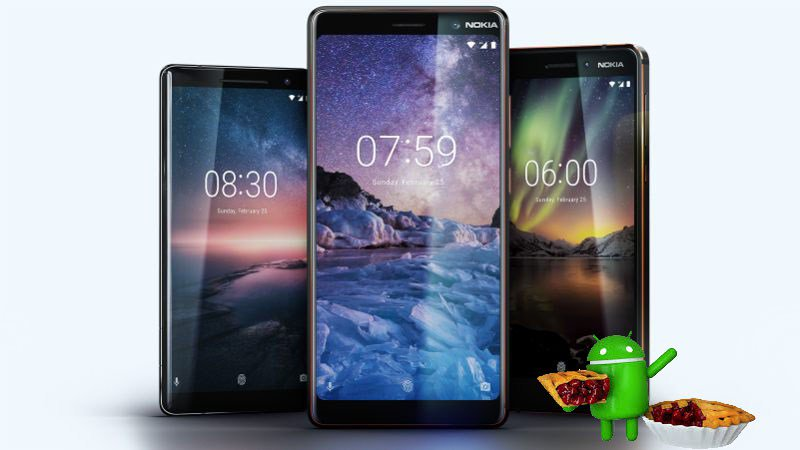 Nokia Phones to get Android 9 Pie Update - Tech Updates