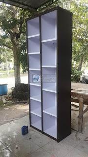 Lemari Arsip Terbuka - Furniture Kantor