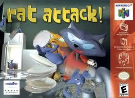 Roms de Nintendo 64 Rat Attack (Español)  ESPAÑOL descarga directa