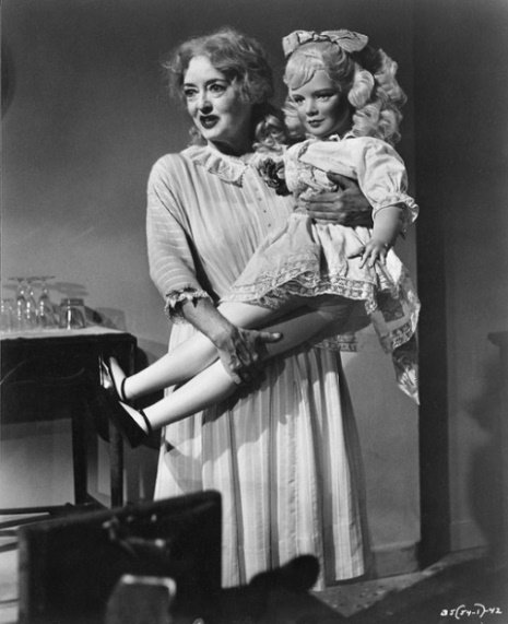 Bette Davis in Whatever Happened to Baby Jane? Costume guide