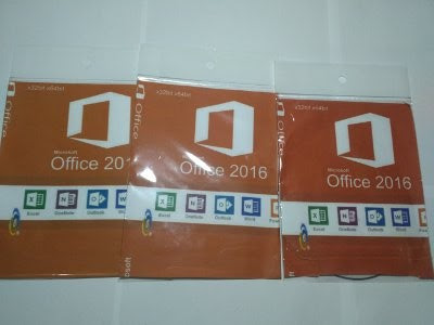 MICROSOFT OFFICE 2016 FULL ACTIVATION (PERMANENT)