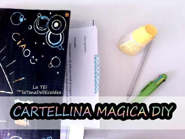 cartellina magina arcobaleno