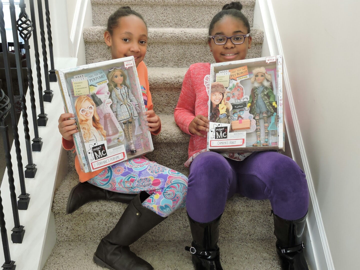 project mc2 collection dolls 2016