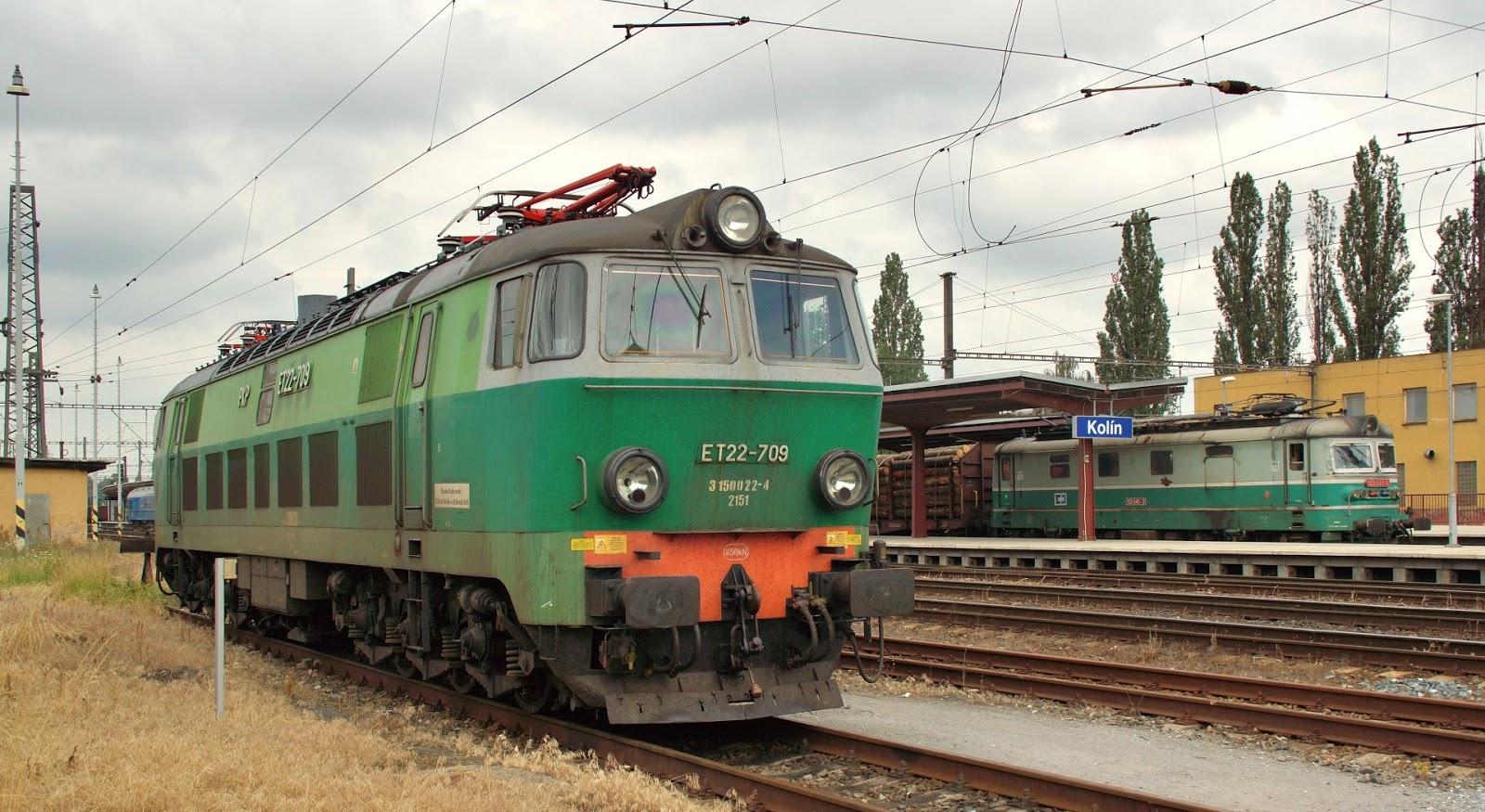private container train operators