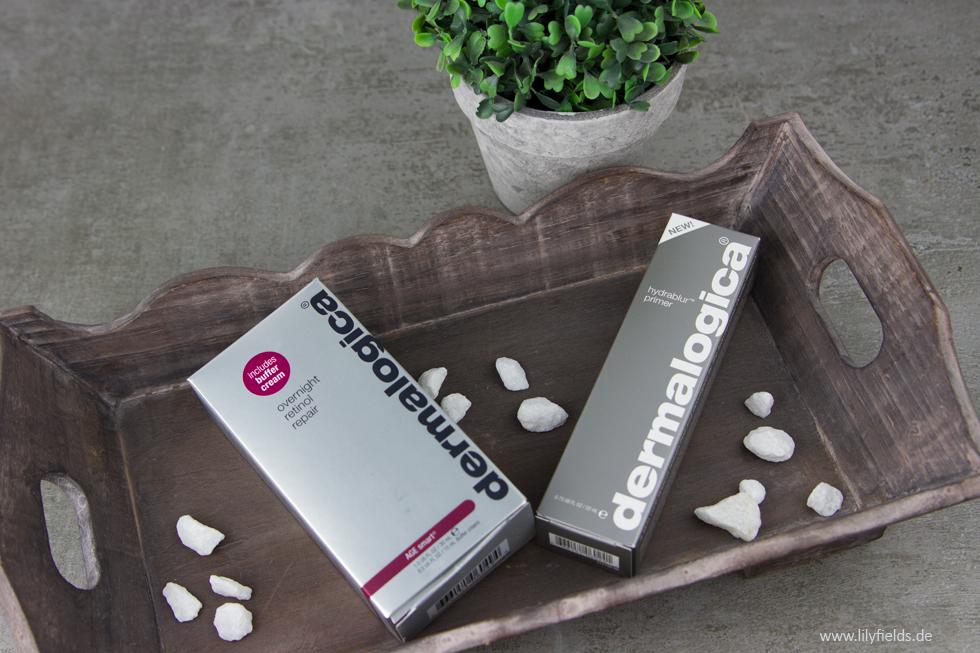 Dermalogica - Overnight Retinol Repair & Hydrablur Primer