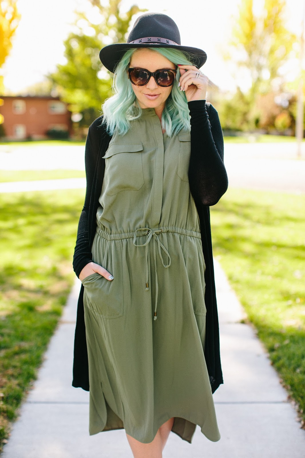 Fall outfit, Utah Fashion Blogger, Fall Dress