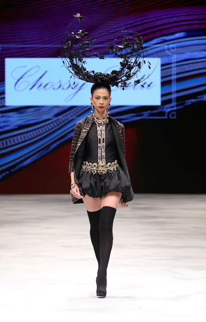 Fashion Tenun Tanimbar