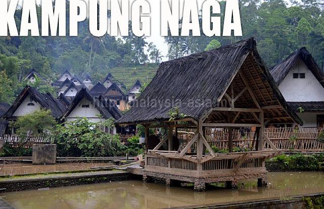 Tasikmalaya Kampung Naga