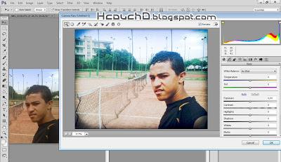 Camera Raw 8 : HcouchD