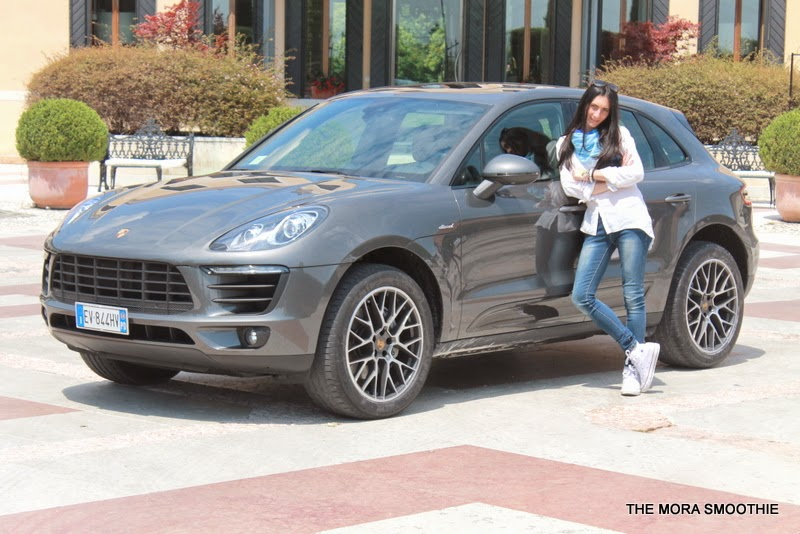 porsche, macan, fashion, supercar, car, fashionblog, fashionblogger, themorasmoothie, michelin, prada, chanel, loboutin, lusso, blogger, relais hotel, event, italianblogger