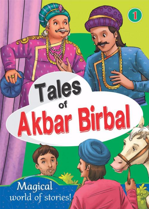 Tales Of Akbar Birbal (2006) Vol - 1 Dual Audio Hindi 150MB HDRip 480p x264