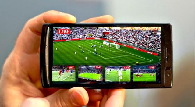 تحميل وتنزيل افضل تطبيق للأندرويد , لمشاهدة المباريات والبث الحي و البث المباشر بدون تقطيع لكل أجهزة و هواتف الأندرويد .