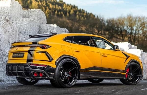 Manhart Lamborghini Urus