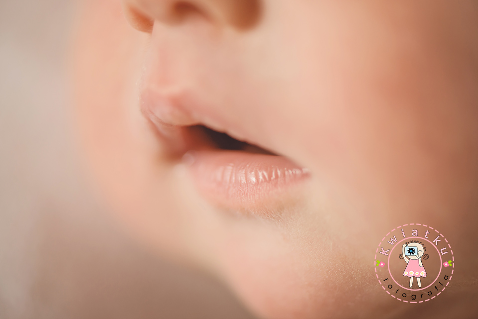 Sesja noworodkowa ciążowa Gdańsk