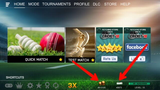 Real Cricket 19 - World Cup Unlocked And Unlimited Coins