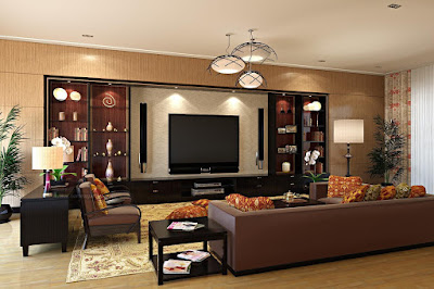 A Characteristic Interior Design