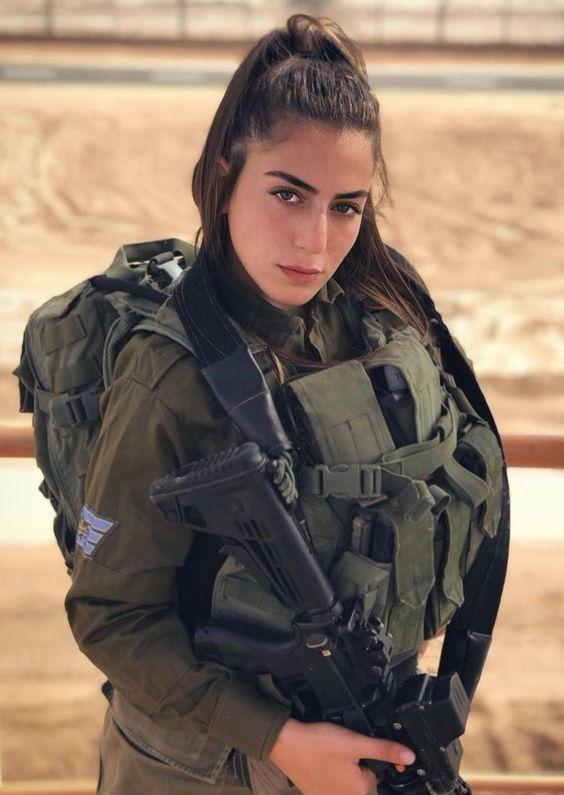 Amazing Wtf Facts Beautiful Women In Israel Defense Forces - Idf Army Girls - Israel -7415