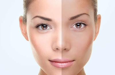 Masques éclaircissants pour blanchir la peau foncée à la maison
