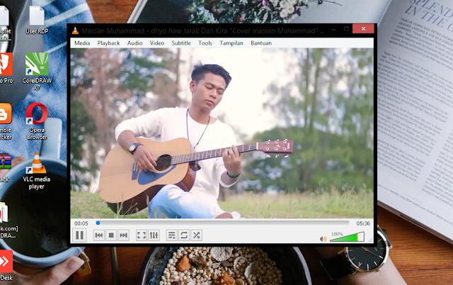 Cara Nonton YouTube Di Aplikasi VLC