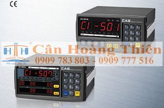 Catalogue thông số kỹ thuật Đầu Cân CI 500A - CAS
