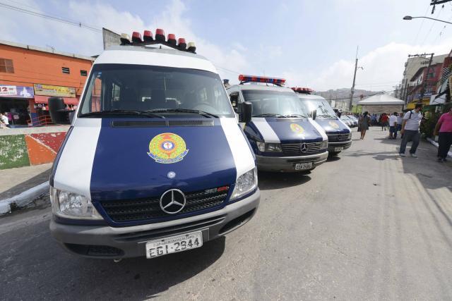 Prefeitura de São Bernardo do Campo entrega viaturas para a GCM