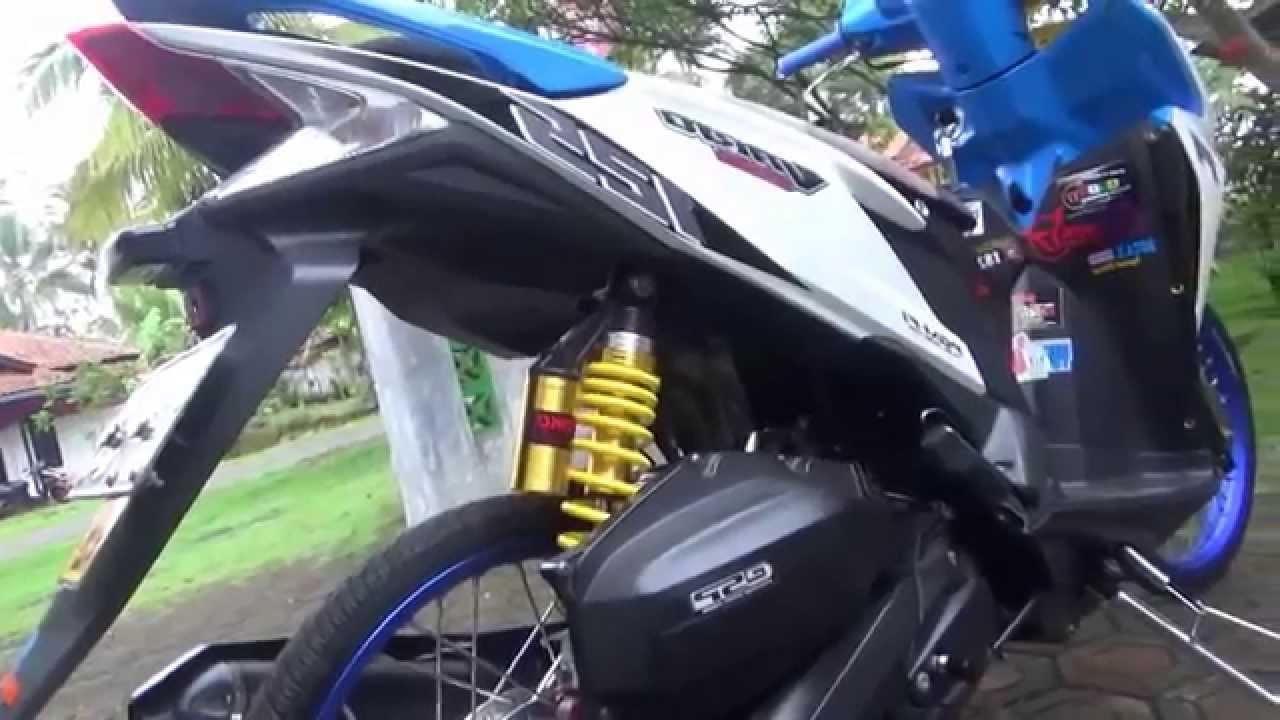 Koleksi Gambar Modif Honda Vario 125 Lampak Modifikasi