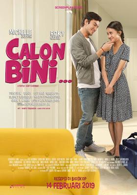 Sinopsis Film Calon Bini (2019)