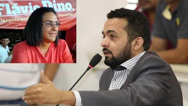 Terezinha Fernandes e Aurélio