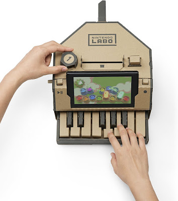 Nintendo labo build it yourself your switch controllers from diy nintendo labo build it yourself your switch controllers from diy cardboard toys solutioingenieria Image collections
