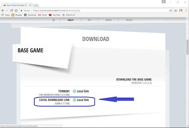 download game ets2