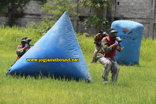 Paintball War Games