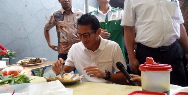 Waduh... Gara-gara Sering Makan Jengkol saat Blusukan, Asam Urat Sandiaga Naik