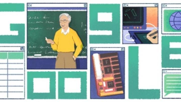 Τον Μιχάλη Δερτούζο τιμάει σήμερα η Google