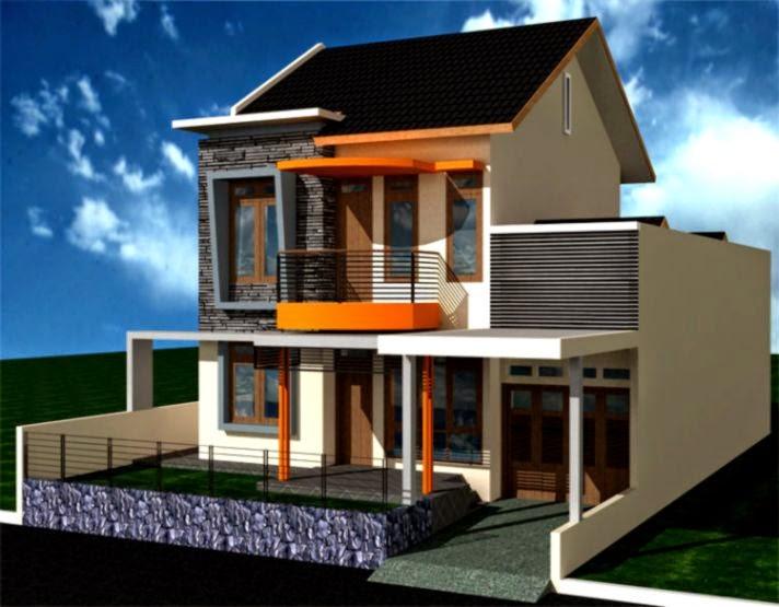 Gambar Rumah Minimalis  2 Lantai Terbaru  Design Rumah