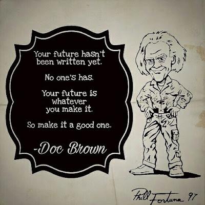 Doc Brown/De Volta Para o Futuro