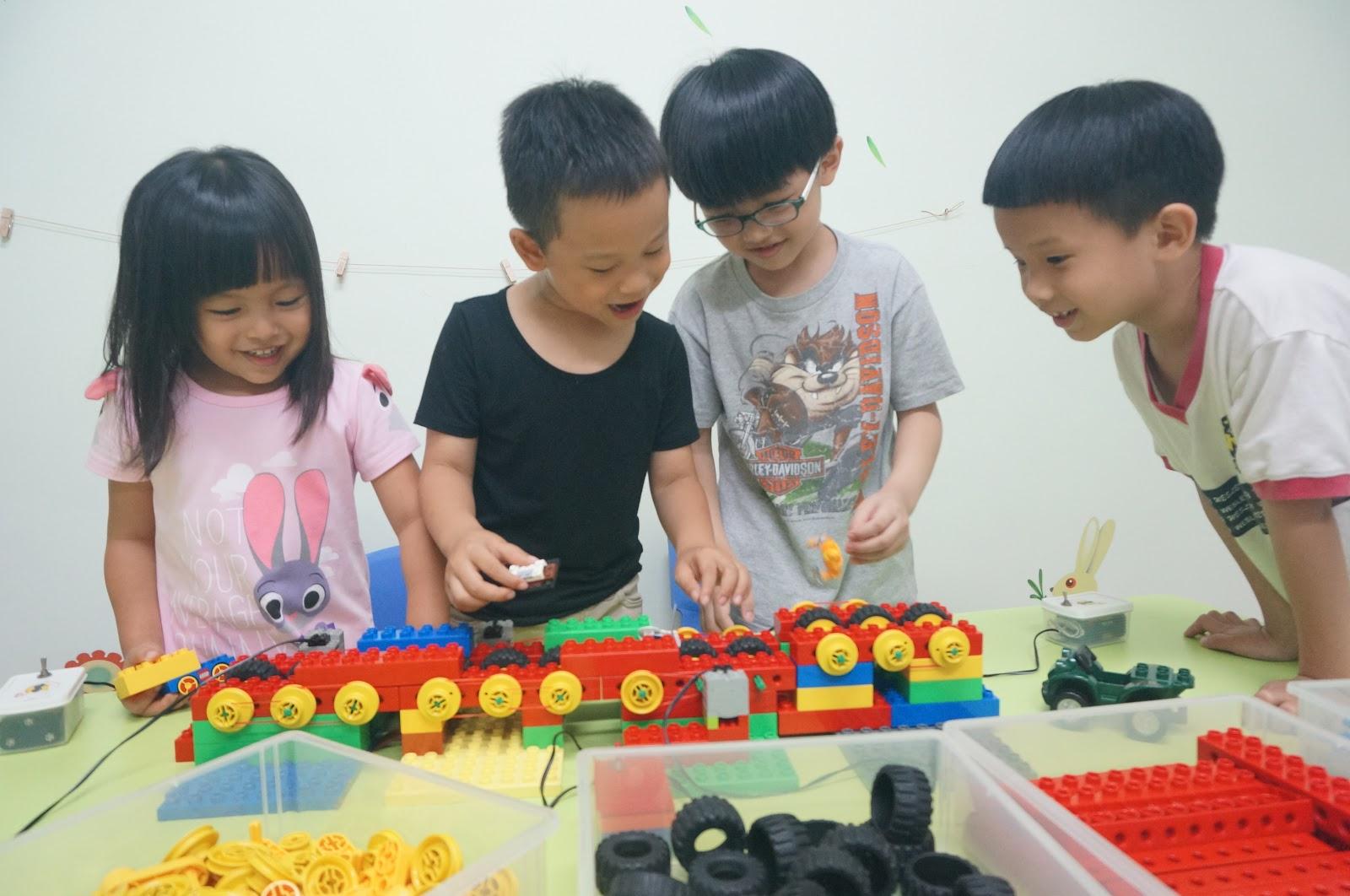 幼兒機械課程